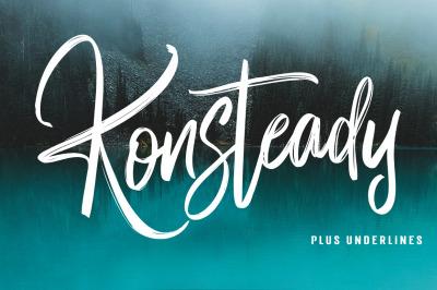 Konsteady