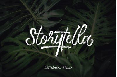 Storytella Script