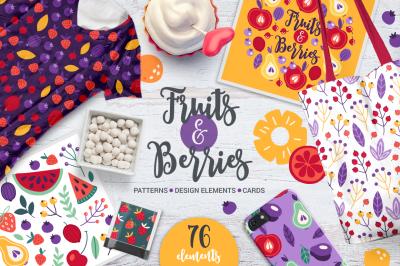 Fruits & Berries Kit
