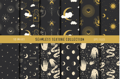Seamless texture collection