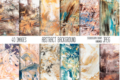 Abstract backgrounds. Acrylic paint
