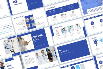 Corona Covid Google Slides