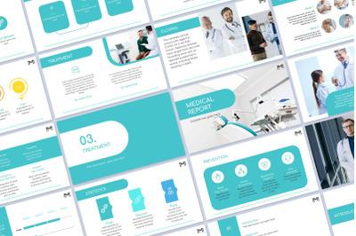 Medica Presentation Google Slides