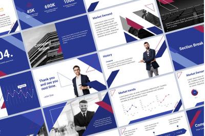 Company Presentation Google Slides