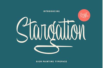 Stargation - Display Script