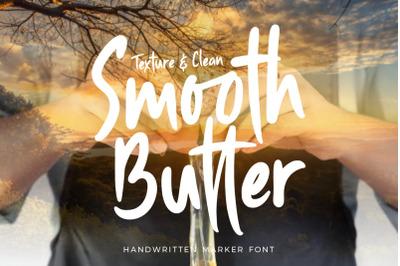 Smooth Butter - Handwritten Marker