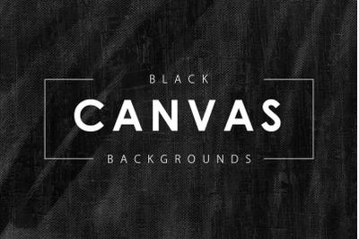 Black Canvas Backgrounds