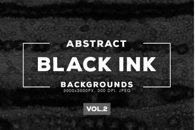 Ink Black Textures Vol.2