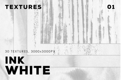 Ink White Textures Vol.1