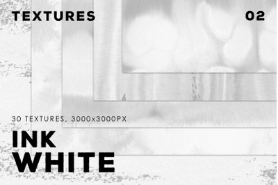 Ink White Textures Vol.2