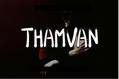 Thamvan