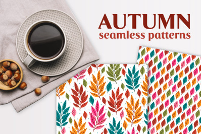 7 Autumn patterns
