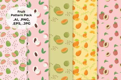 Fruit Pattern Pack