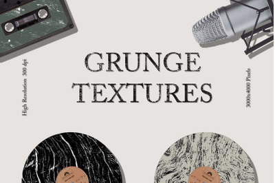 70 AUTHENTIC GRUNGE TEXTURES PACK
