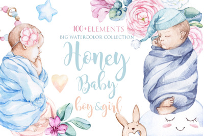 NEW Honey Baby BOY&GIRL collection