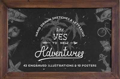 Travel and adventure bundle