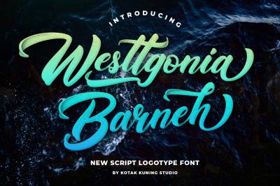 Westtgonia Barneh - Casual Script