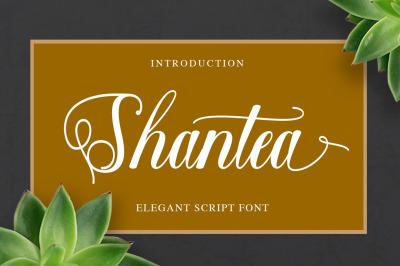Shantea Script