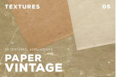 Vintage Paper Textures 5