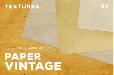 Vintage Paper Textures 7