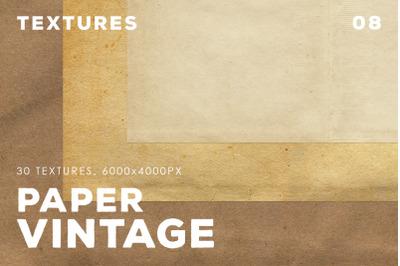 Vintage Paper Textures 8