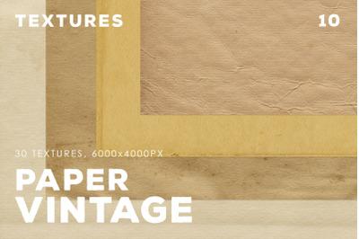 Vintage Paper Textures 10