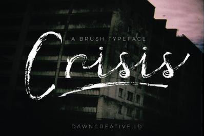 Crisis Font