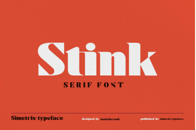 Stink (DISCOUNT 50%)