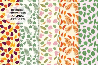 Botanical Pattern Pack