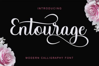Entourage Script