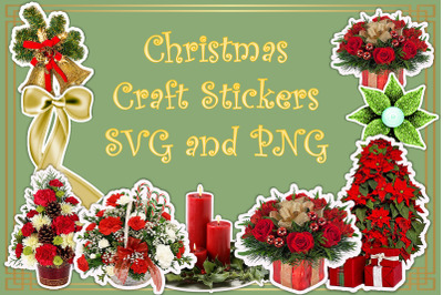 Christmas Clip art SVG and PNG