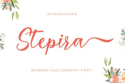 Stepira Script