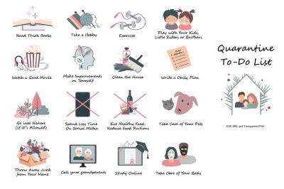 Quarantine To-Do List