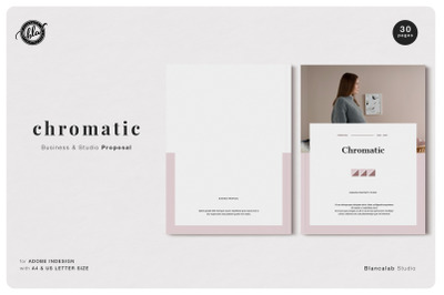 CHROMATIC Brand & Business Proposal