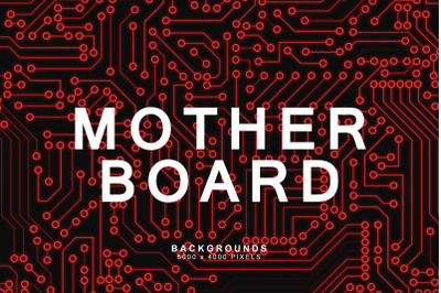 Motherboard Tech Backgrounds 1