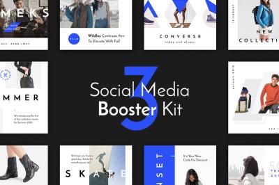 Social Media Booster Kit 3