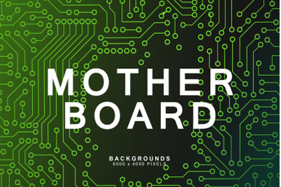 Motherboard Tech Backgrounds 2