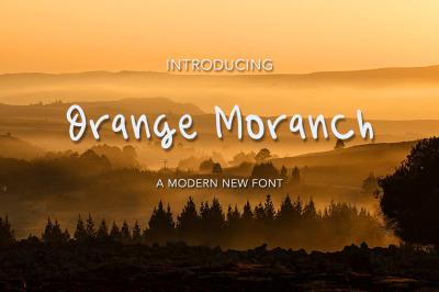 Orange Moranch