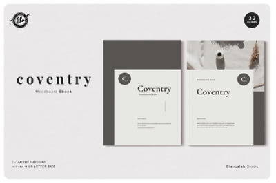 COVENTRY Moodboard Ebook