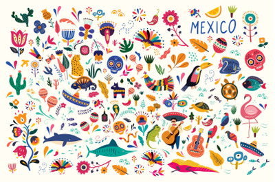 MEXICO Collection