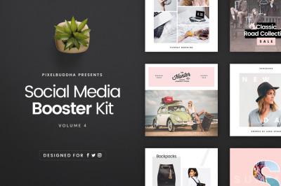 Social Media Booster Kit 4