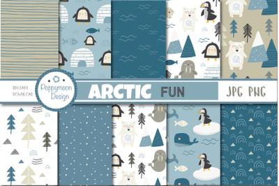Arctic fun paper