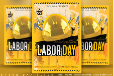 Labor Day Flyer