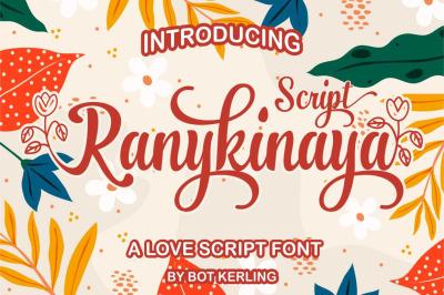 Ranykinaya Script