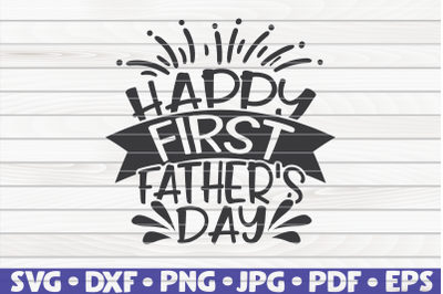 Free .children, happy father's day, father's day gift, digital file, svg cut files, svg clipart, silhouette svg, cricut svg files, decal and vinyl, svg, png, dxf, eps file. Happy Fathers Day Svg SVG, PNG, EPS, DXF File