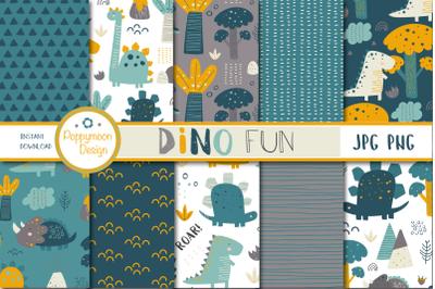 Dino Fun paper