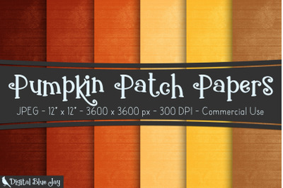 Pumpkin Patch Papers