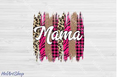 Mama png, Sublimation png, Mother's Day