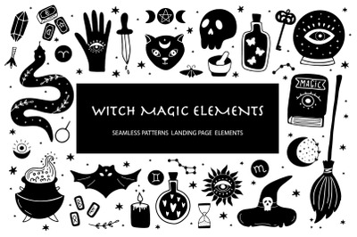 Witchcraft /Magical elements