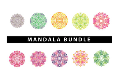 Art Colorful Mandala